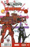 Hawkeye vs. Deadpool (2014) 1A