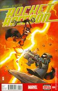 Rocket Raccoon (2014 2nd Series) 4A