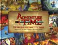 Adventure Time The Original Cartoon Title Cards HC (2014 Titan Books) 1-1ST