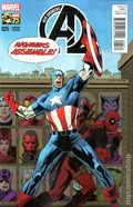 New Avengers (2013 3rd Series) 25B