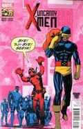 Uncanny X-Men (2013 3rd Series) 27B