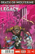 Death of Wolverine Logan Legacy (2014) 1A