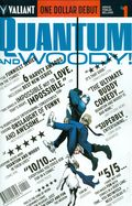 Quantum and Woody (2013 2nd Series) 1DEBUT