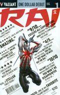 Rai (2014 Valiant) 1DEBUT