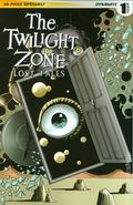 Twilight Zone Lost Tales (2014 Dynamite) 1