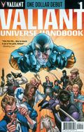 Valiant Universe Handbook One Dollar Debut Edition (2014) 2014