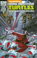 Teenage Mutant Ninja Turtles New Animated Adventures (2013 IDW) 16