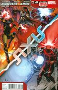 Avengers and X-Men Axis (2014 Marvel) 2A