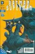 Batman Superman (2013 DC) 15COMBO