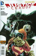 Justice League (2011) 35B
