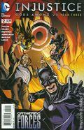 Injustice Gods Among Us Year Three (2014 DC) 2