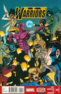 New Warriors (2014 5th Series) 11