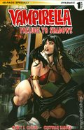 Vampirella Prelude to Shadows (2014) 1