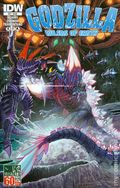 Godzilla Rulers of the Earth (2013 IDW) 17