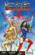 Grimm Fairy Tales vs. Wonderland (2014) 4A