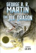 Ice Dragon HC (2014 Tor Books Illustrated Novel) By George R. R. Martin 1-1ST