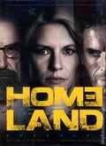 Homeland Revealed HC (2014 Chronicle Books) 1-1ST