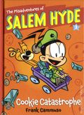 Misadventures of Salem Hyde HC (2013 Amulet Books) 3-1ST