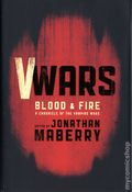 V Wars Blood and Fire HC (2014 IDW Novel) 1-1ST