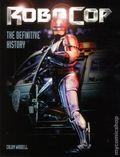 RoboCop The Definitive History HC (2014 Titan Books) 1-1ST