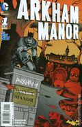 Arkham Manor (2014) 1A