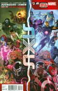 Avengers and X-Men Axis (2014 Marvel) 3A