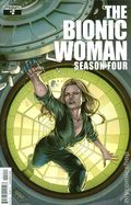 Bionic Woman Season Four (2014 Dynamite) 2A