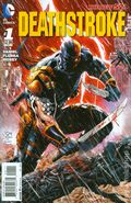 Deathstroke (2014 DC 2nd Series) 1A