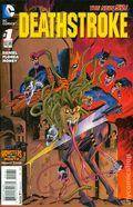 Deathstroke (2014 DC 2nd Series) 1C