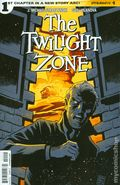 Twilight Zone (2014 Dynamite) 9A