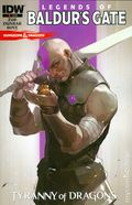 Dungeons and Dragons Legends of Baldur's Gate (2014 IDW) 1