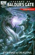 Dungeons and Dragons Legends of Baldur's Gate (2014 IDW) 1RI
