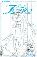 Lady Zorro (2014 Dynamite) 4B