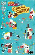 Super Secret Crisis War Cow and Chicken (2014 IDW) 1RI