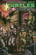 Teenage Mutant Ninja Turtles Ghostbusters (2014 IDW) 1RI