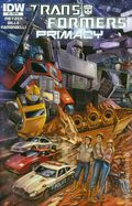 Transformers Primacy (2014 IDW) 3RI