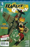 Harley Quinn (2013) Annual 1B