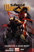 Savage Wolverine TPB (2014-2015 Marvel NOW) 2-1ST