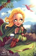 Robyn Hood (2014 Zenescope) 2nd Series Ongoing Grimm Fairy Tales 3D