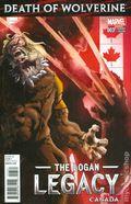 Death of Wolverine Logan Legacy (2014) 3B