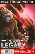 Death of Wolverine Logan Legacy (2014) 3A