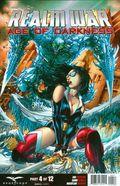 Grimm Fairy Tales Realm War (2014 Zenescope) 4A