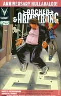 Archer and Armstrong (2012 2nd Series) 25A
