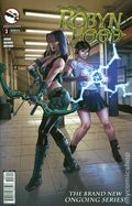 Robyn Hood (2014 Zenescope) 2nd Series Ongoing Grimm Fairy Tales 3A