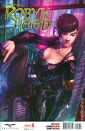 Robyn Hood (2014 Zenescope) 2nd Series Ongoing Grimm Fairy Tales 3C