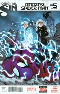 Amazing Spider-Man (2014 3rd Series) 5B
