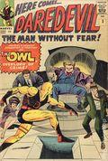 Daredevil (1964 1st Series) UK Edition 3UK
