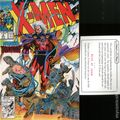 X-Men (1991 1st Series) 2-CXSIGNED