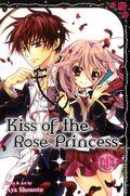 Kiss of the Rose Princess GN (2014 Viz Digest) 1-1ST