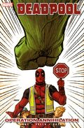 Deadpool TPB (2009-2012 Marvel) By Daniel Way 8-REP